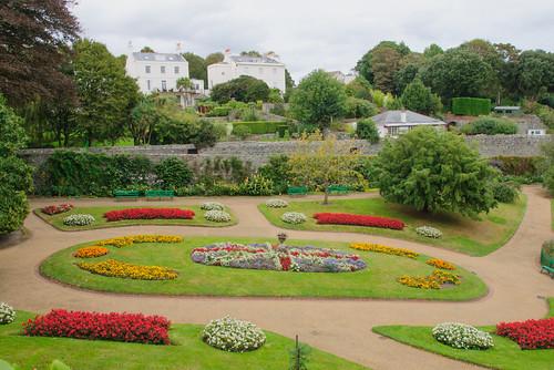 Candie Gardens, St. Peter Port, Guernsey