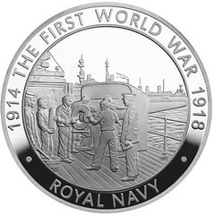 Royal Navy Coin