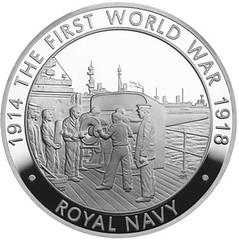 Royal Navy Coin