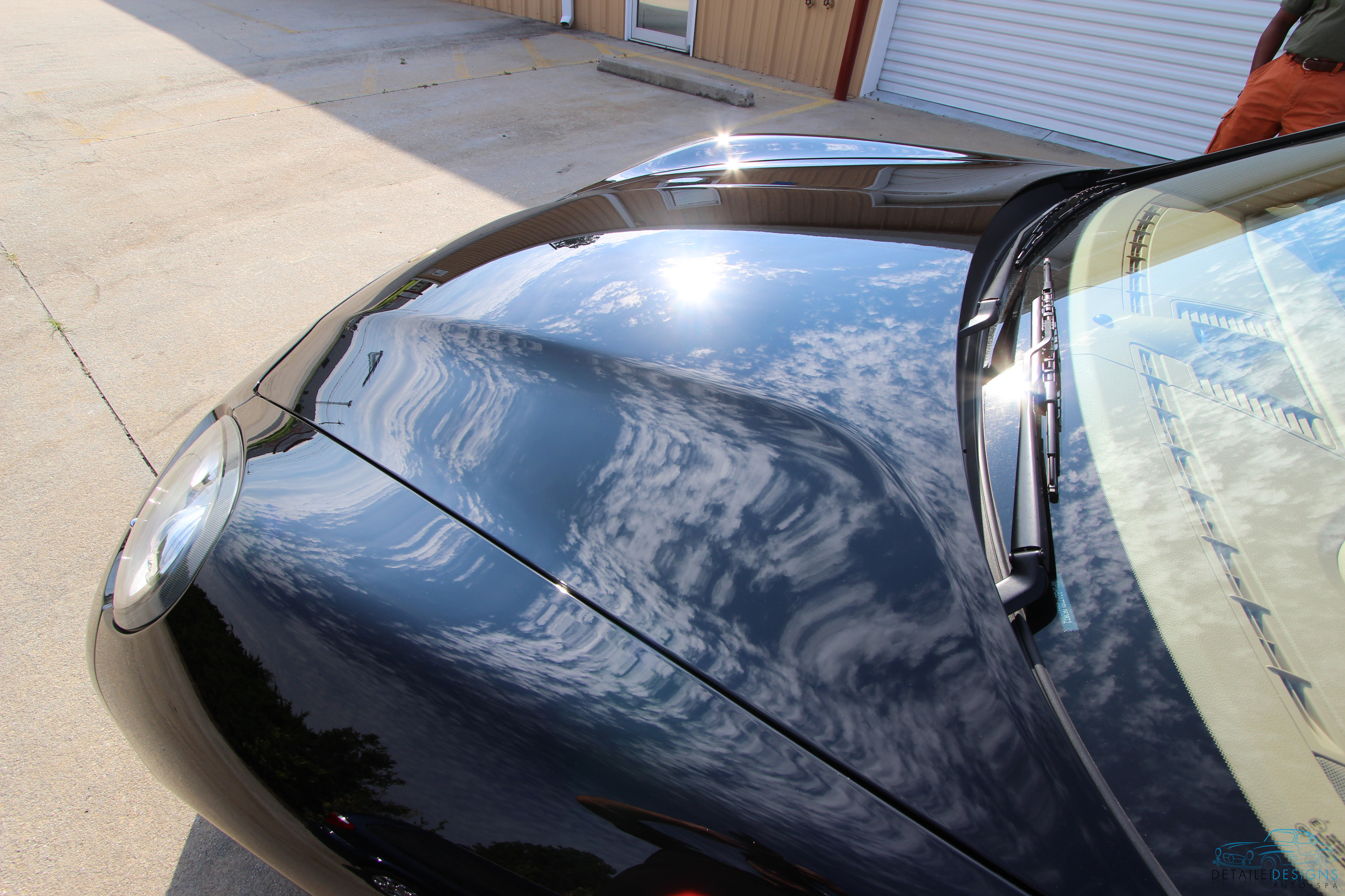 Paint Protection Film Atlanta Porsche