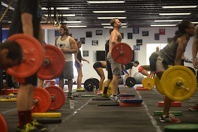 CrossFit Fringe 1 Year Anniversary