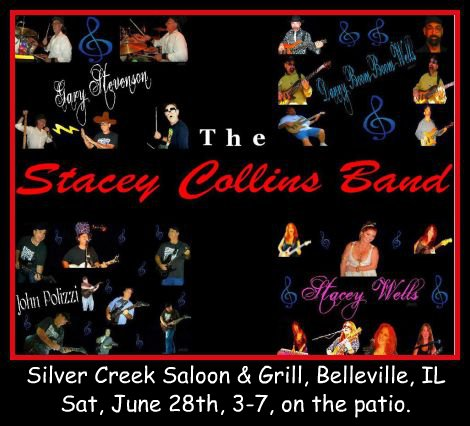 Stacey Collins Band 6-28-14