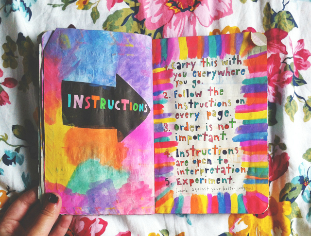 wreck this journal instructions vivatramp lifestyle book blog uk