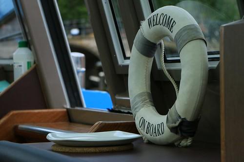 """Crociera lungo i canali: """"Welcome on Board"""""""