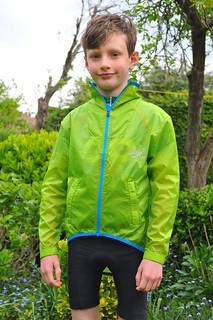 kids cycling jacket