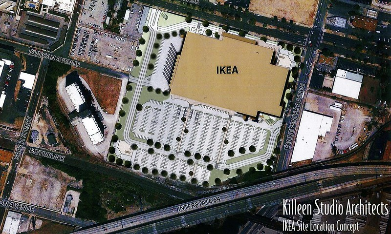 IKEA - St. Louis by Killeen Studios