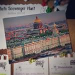 Mais postais! Este veio da Rússia. #postcrossing #101coisas