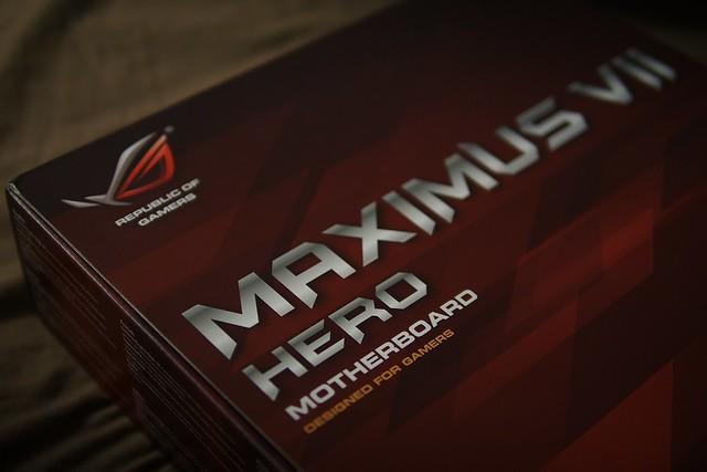 MAXIMUS VII HERO|ASUS ROG