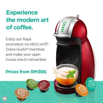 Nescafe Machine