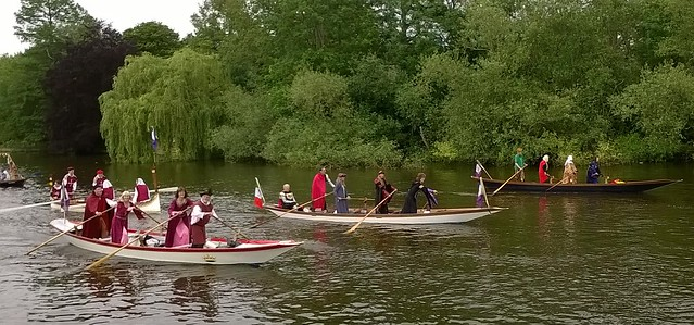Britain's oldest rowing talent?