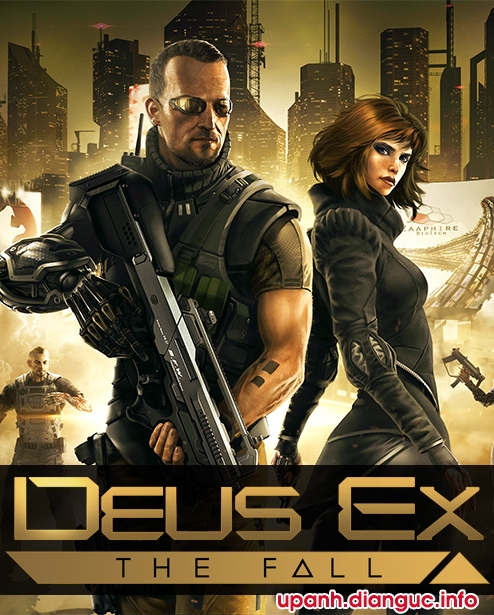Download Game Deus Ex The Fall – RELOADED Fshare