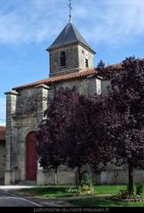 Eglise Saint-Julien de Liny-devant-Dun - Photo of Mont-devant-Sassey