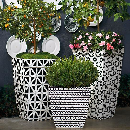 10 Graceful Planters for Your Backyard