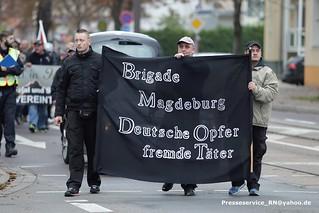 2016.10.22 Magdeburg Aufmarsch Brigade Magdeburg (31)