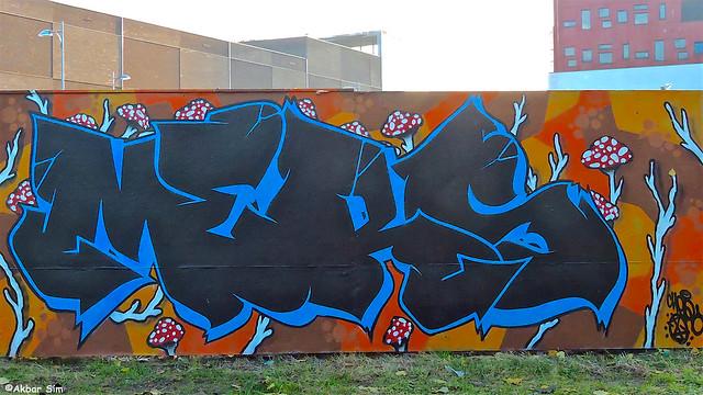 Amersfoort Graffiti