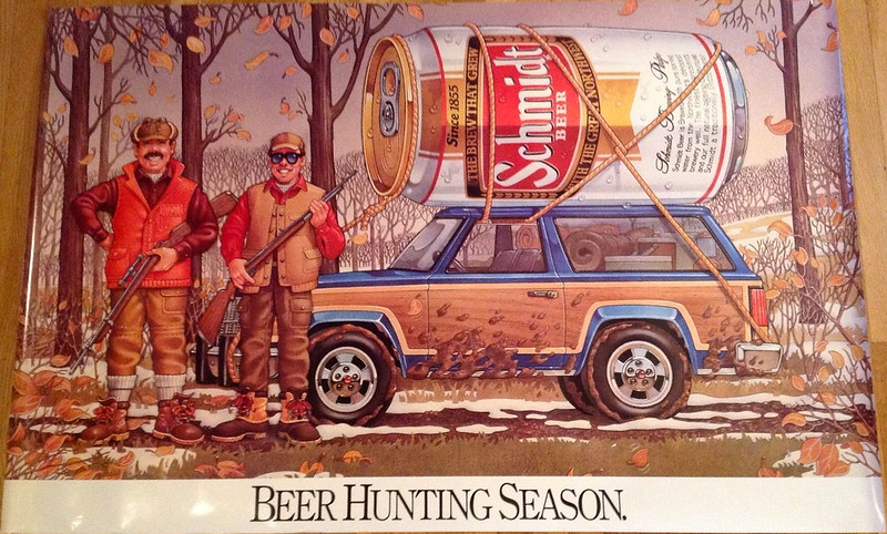 schmidt-1980s-beer-hunting-season