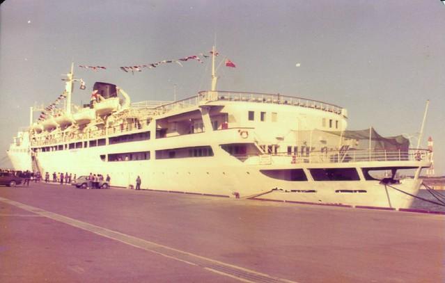 Photo:1977 珊瑚公主 鹿島 stern By 人云亦云 - 雲中老沈