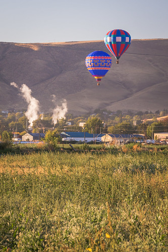 hotairballoon prosser washington unitedstates