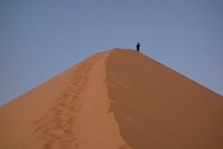 Image of  Dune 45. namibia africa namibnaukluftnationalpark namibnaukluft nationalpark sesriem namibdesert dune45 dune