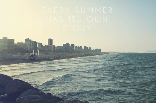 Every summer has its own story.