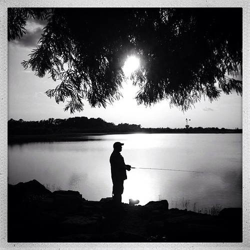 sunset blackandwhite silhouette square squareformat bnw iphoneography instagramapp sugarlandmemorialpark