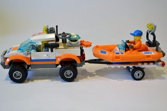 60012 4x4 & Diving Boat