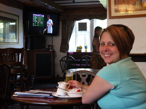 Pub in Time for Tennis