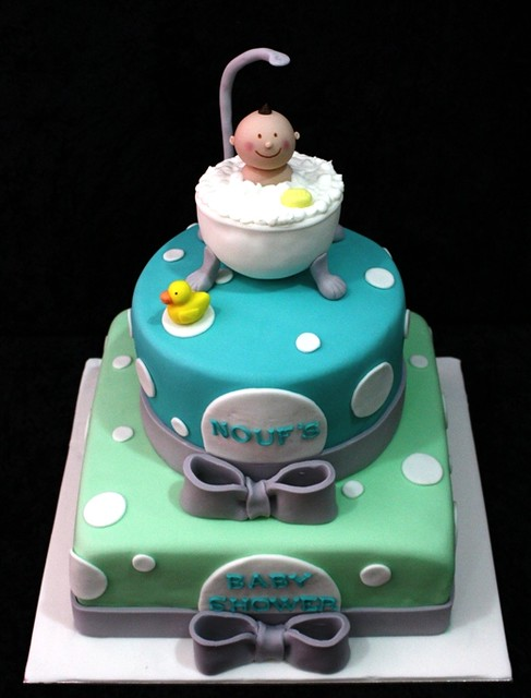 baby shower cake dubai