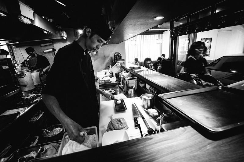 藤原豆腐店。