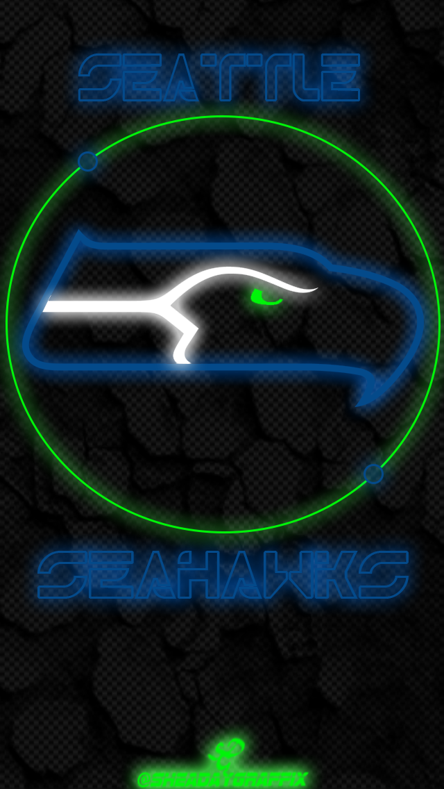 Seahawks iPhone Wallpaper | Flickr - Photo Sharing!