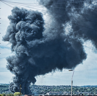 Sheffield Fire 14 July 2013