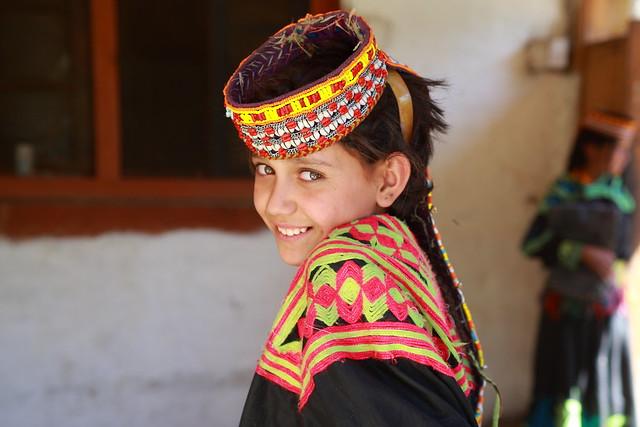 kalash people bumburet valley chitral flickr photo