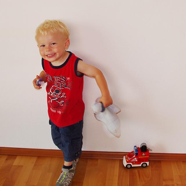 Little mischief maker