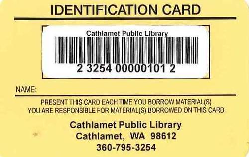 Cathlamet Public Library