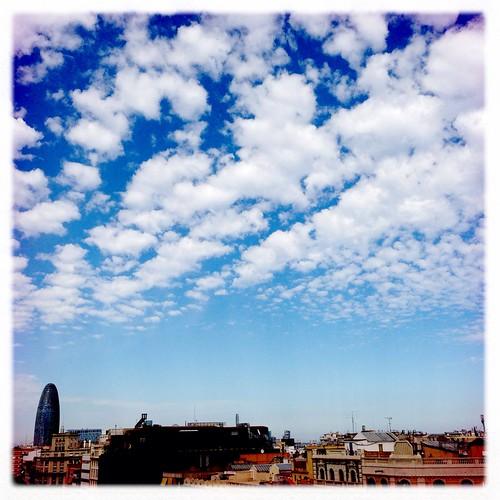 Summer Skies 2013 Day 4: Barcelona