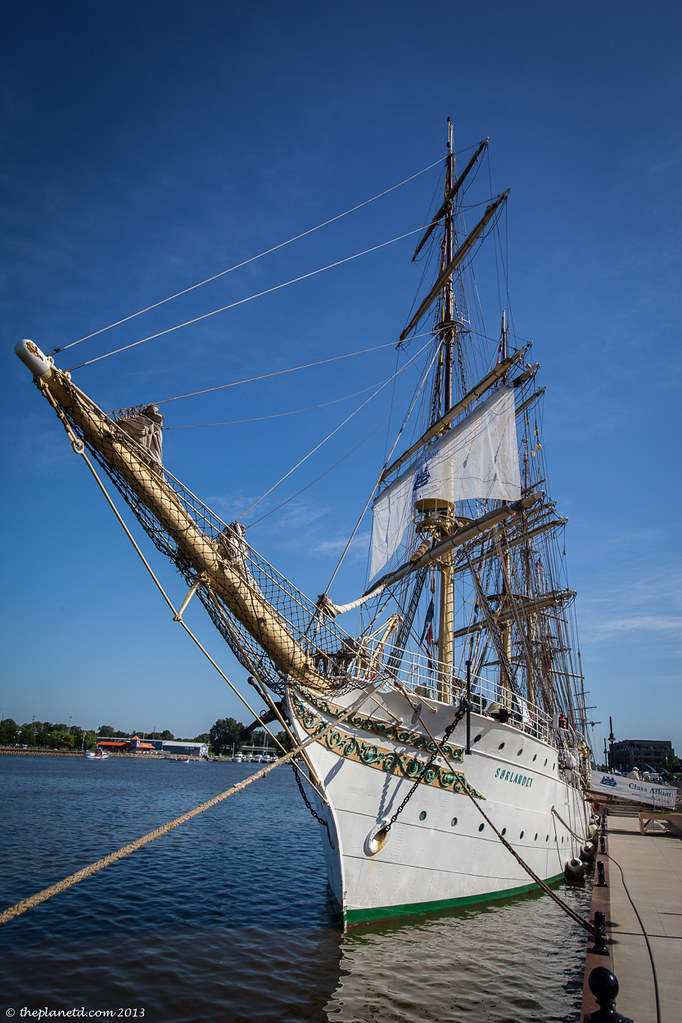 Bay City Tall Ships