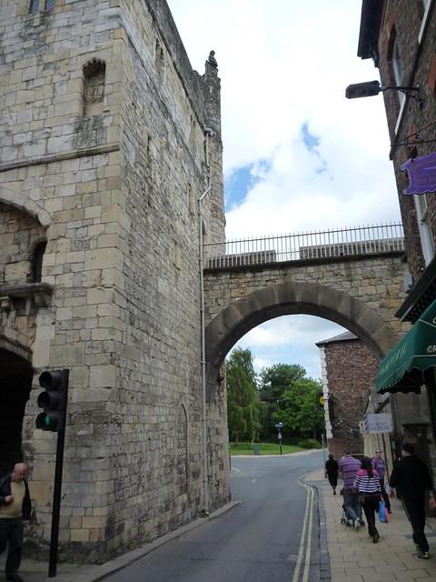 a city gate