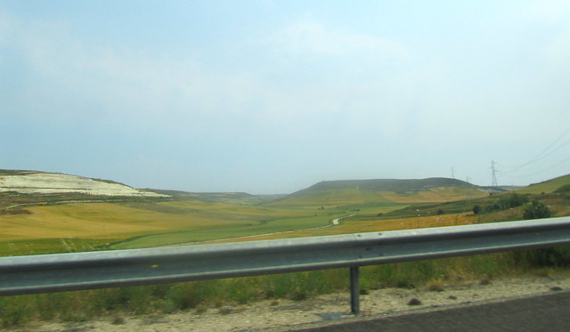 The Road to Belorado