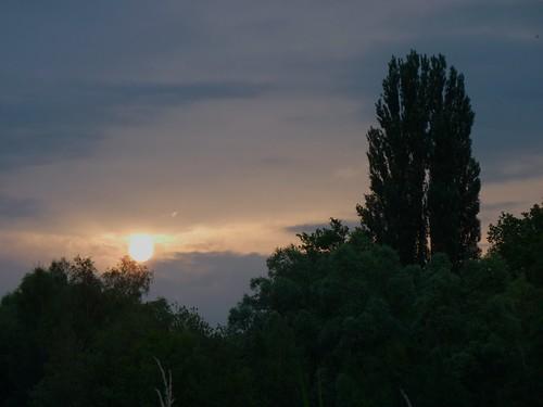 sun sunrise soleil marais lever aurore valenciennes aube epaix