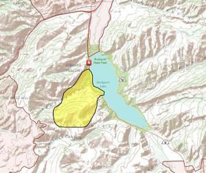 Fire Map Park City