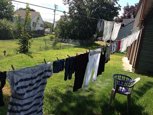 Jen's Laundry Triumph