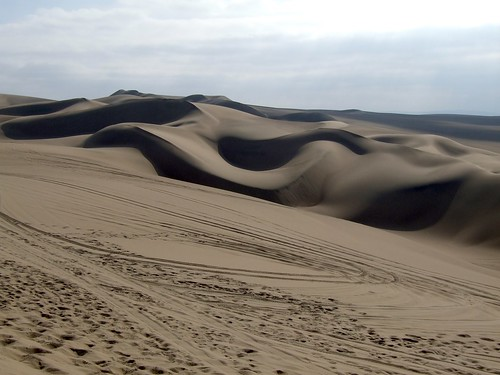peru sand desert arena desierto landschaft düne wüste huacachina dünen oase