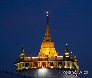 Bangkok - Golden Mount