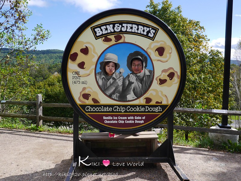 BEN&JERRY'S ICE CREAM FACTORY @VERMONT