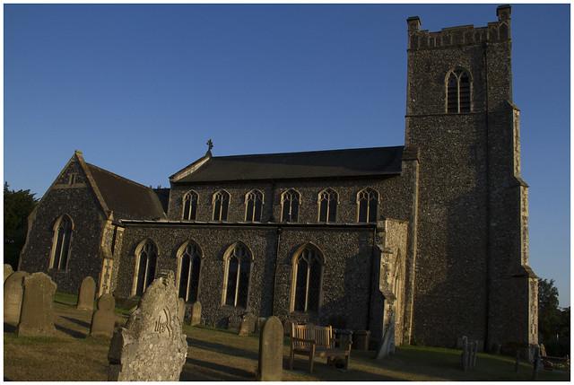St John's Church Saxmundham