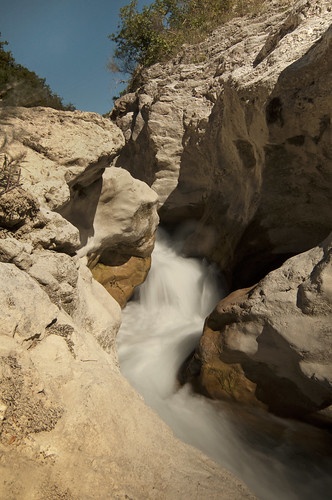 waterfall italia view fiume panoramic vista marche paesaggio pozza cascata cagli riovitoschio