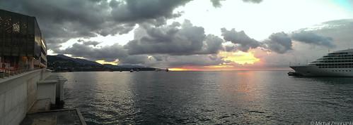 sea bay montecarlo sunrisemonaco