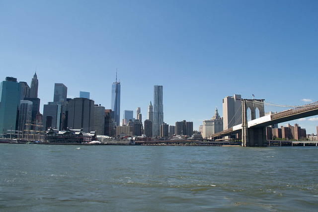 Manhattan Skyline | New York City, USA