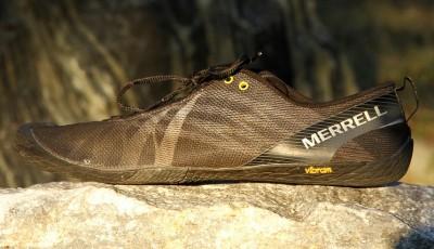 Jan Dufek testoval Merrel Vapor Gloves
