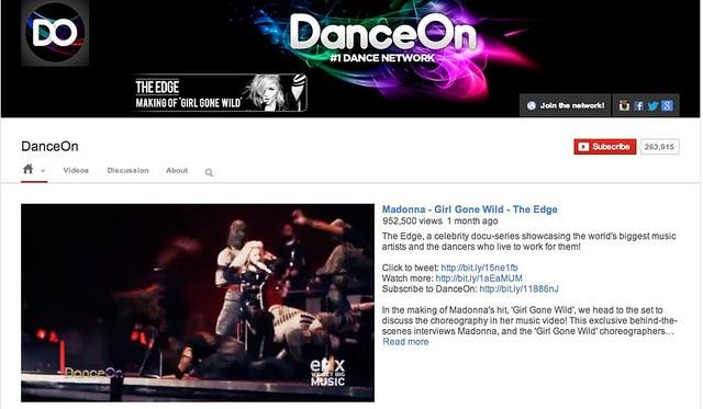 DanceOn - YouTube